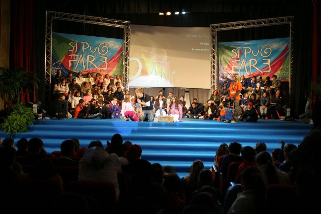 Dal 4 novembre la sedicesima edizione del Marano ragazzi spot festival