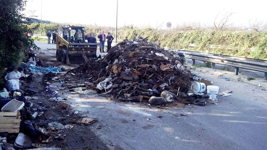 """Qualiano: """"il comune parte civile contro l'abbandono di rifiuti"""""""