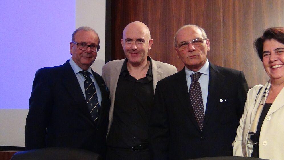 Inaugurata nuova sede dell'Associazione Arma Aeronautica con il sottosegretario Gioacchino Alfano