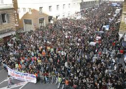 I comitati contro l'inceneritore a Roma