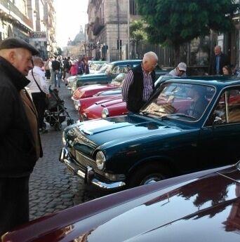 Raduno sul Corso: 200 partecipanti tra auto e moto d'epoca