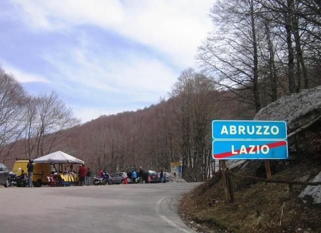 Francesi che abitano a Giugliano dispersi in Abruzzo