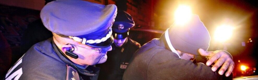Blitz della Polizia perquisiti vari bar del centro Giugliano, si cerca una banda di rapinatori