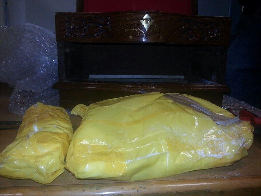 Aversa, spaccio di stupefacenti: sequestrati 1,2 kg di eroina