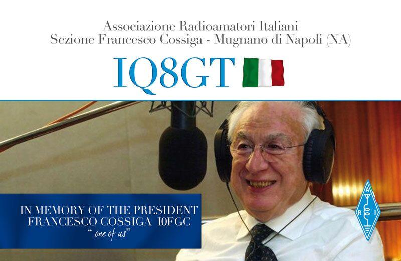 L'associazione Radioamatori Italiani Cossiga inaugura la nuova sede