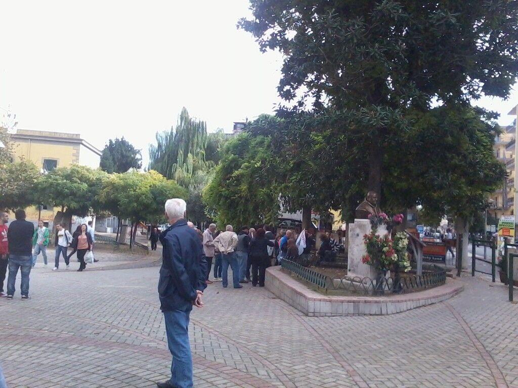 No al biocidio, stamani manifestazione flop a Marano. Oggi il secondo appuntamento a Mugnano.