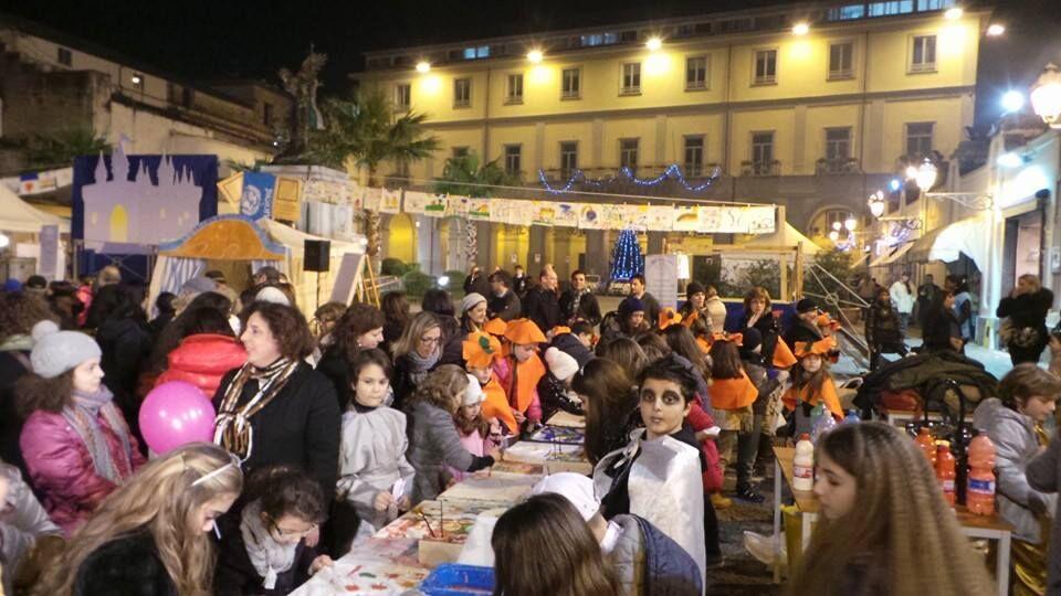 """Natale dell'Accoglienza dell'Unicef, Sagliocco: """"Aversa Città dell'infanzia"""""""