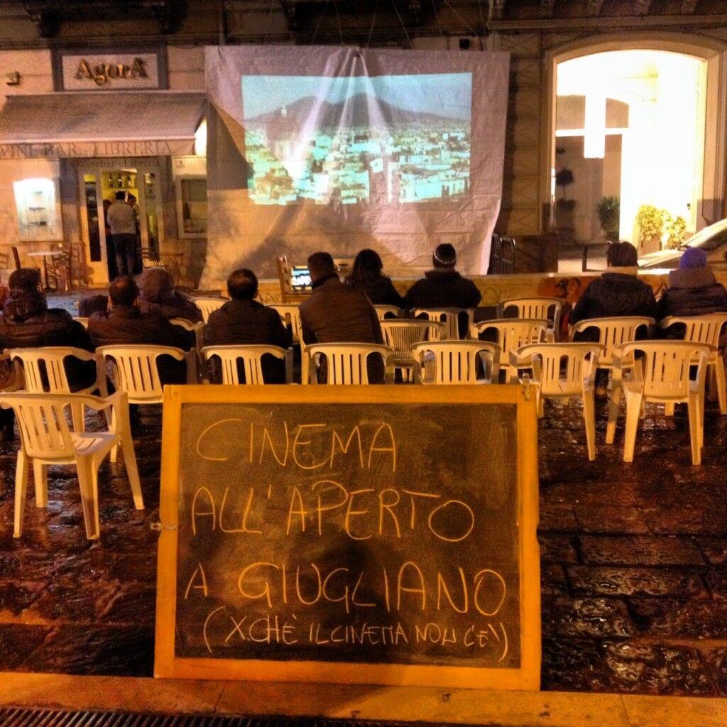 """Teatro e cinema in strada per """"illuminare"""" Giugliano"""