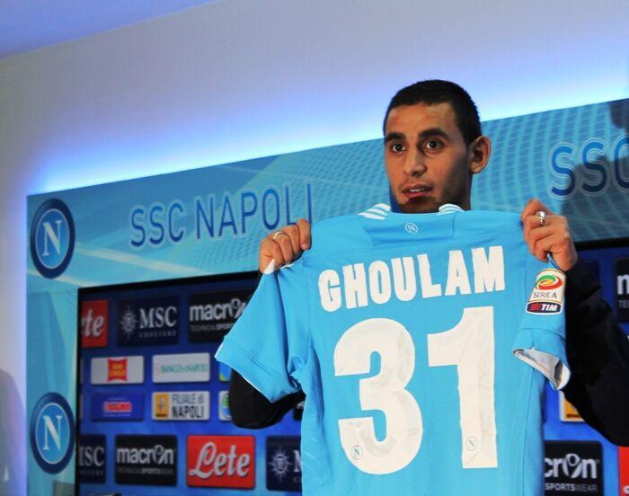 """Esclusiva- Hanifi dall'Algeria: """"Ghoulam è un grandissimo giocatore"""""""