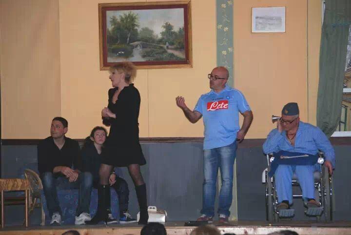 """Marano, successo di pubblico per la compagnia teatrale """"Amma Parià"""""""
