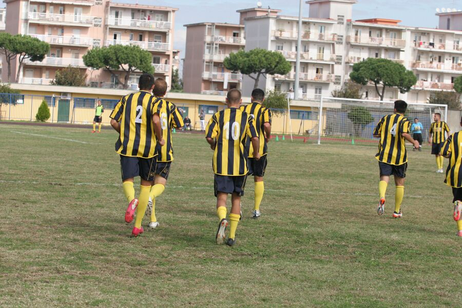 Campionato Junores- Giugliano-Stabia 2-1