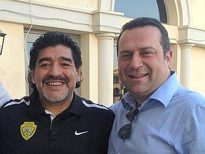 """Esclusiva- Pisani, Avv.Maradona: """"Siamo in Italia, forse Diego arriverà al San Paolo, tutto può succedere"""""""