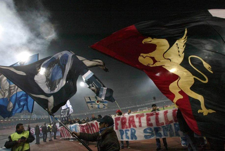 """Brenzini, da Genova: """"Il gemellaggio è uno dei capisaldi e ce lo teniamo stretto"""""""