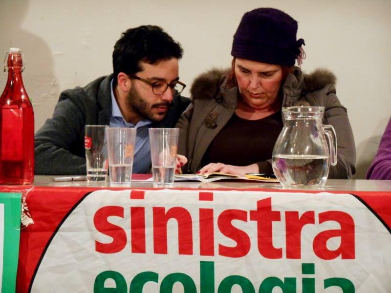 Marano, congresso Sel: in tre guideranno il partito. Stefania Fanelli, Luca Bertini e Giancarlo Bottone