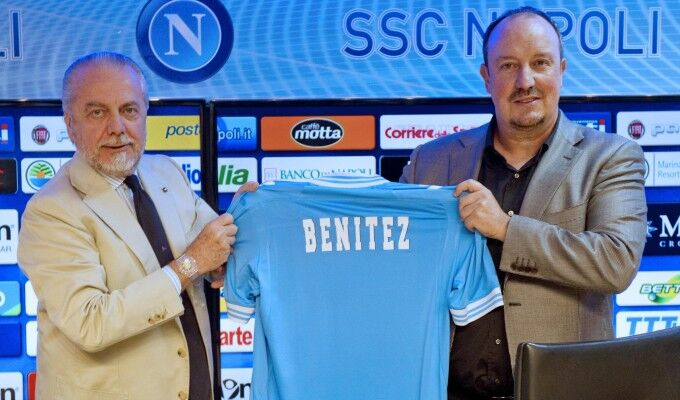 Benitez-De Laurentiis, si lavora al rinnovo: il tecnico vuole le strutture