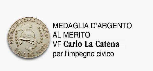 """Premio """"Carlo La Catena"""" per l'impegno civico"""