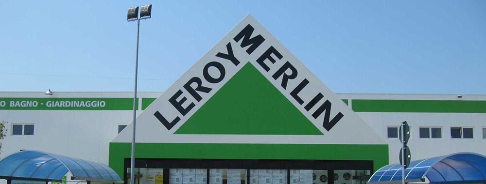 Furto nella notte al Leroy Merlin, razziato il reparto giardiaggio