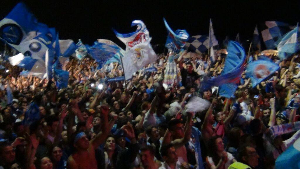 Melito, Sabato in Villa Comunale l'evento dell'Associazione The Dreamers e proiezione della finale di Coppa Italia