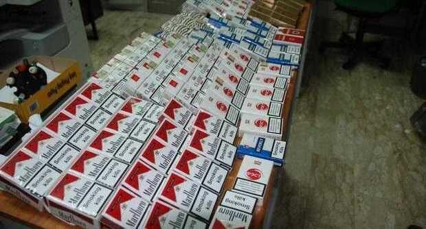 Giugliano, arriva la stangata al contrabbando di sigarette