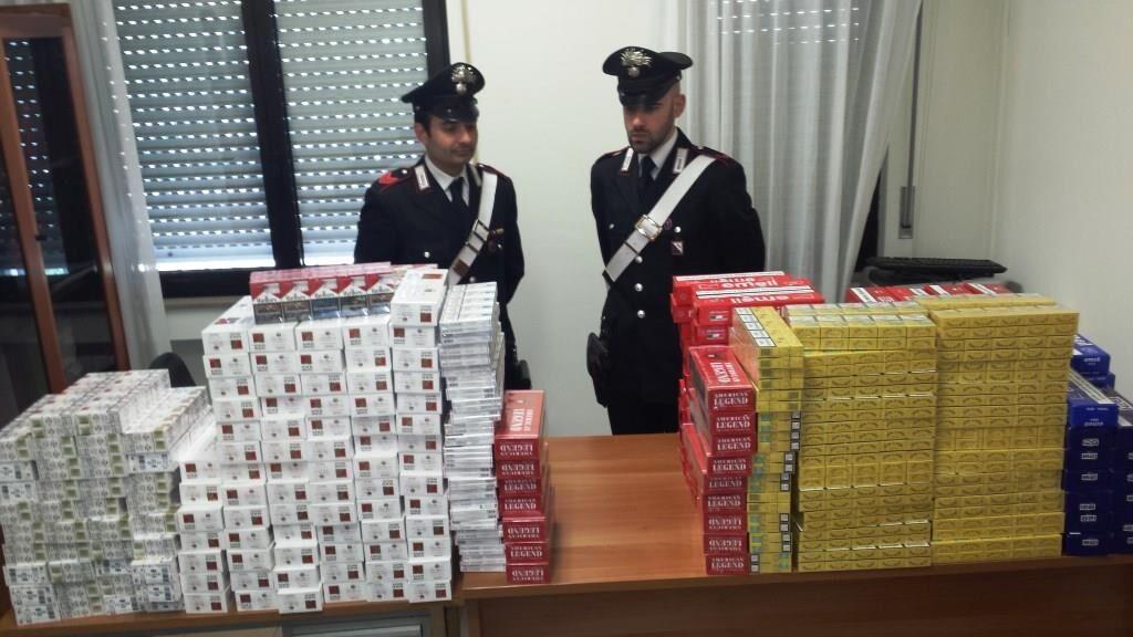 """Marano, 20mila pacchetti di """"bionde"""" nascosti in casa: arrestato 52enne"""
