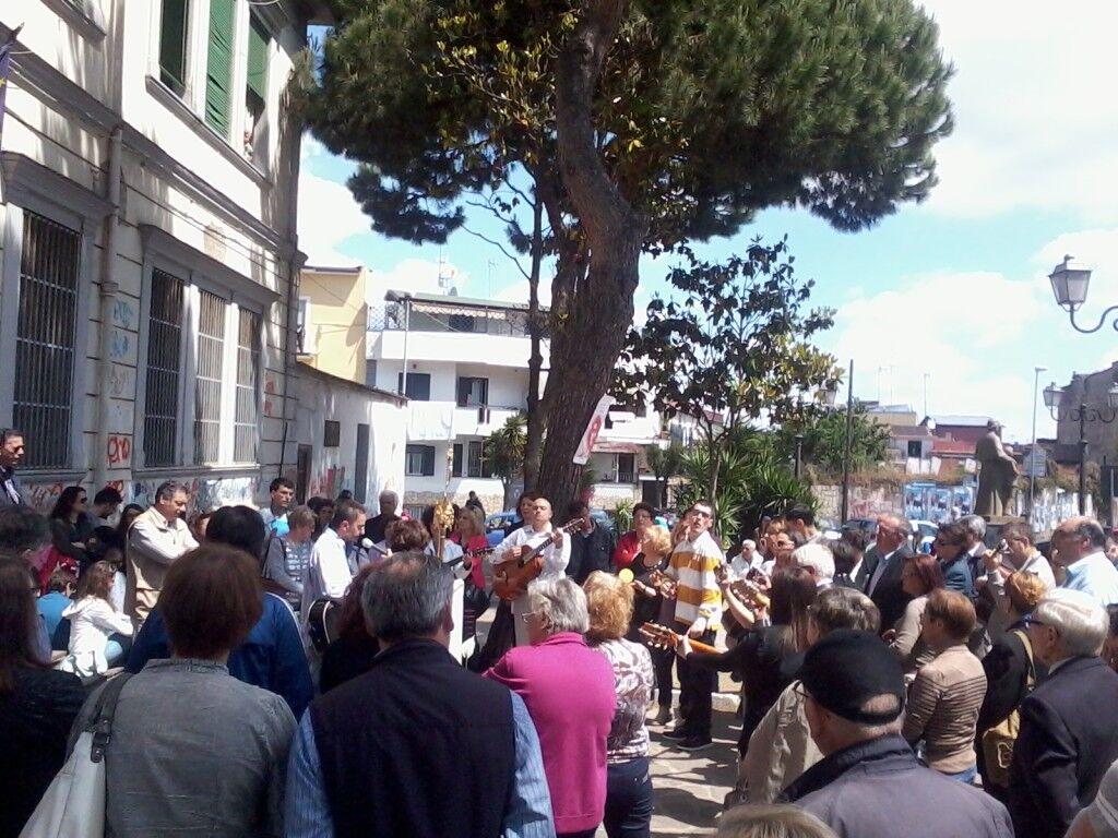 """""""Missione cento piazze"""", comunità parrocchiali in strada"""