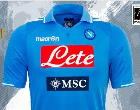 C'è una novità sulla maglia del Napoli per il prossimo campionato
