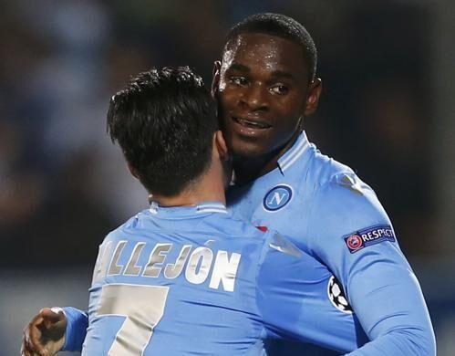 Probabili formazioni Parma-Napoli. Zapata torna titolare