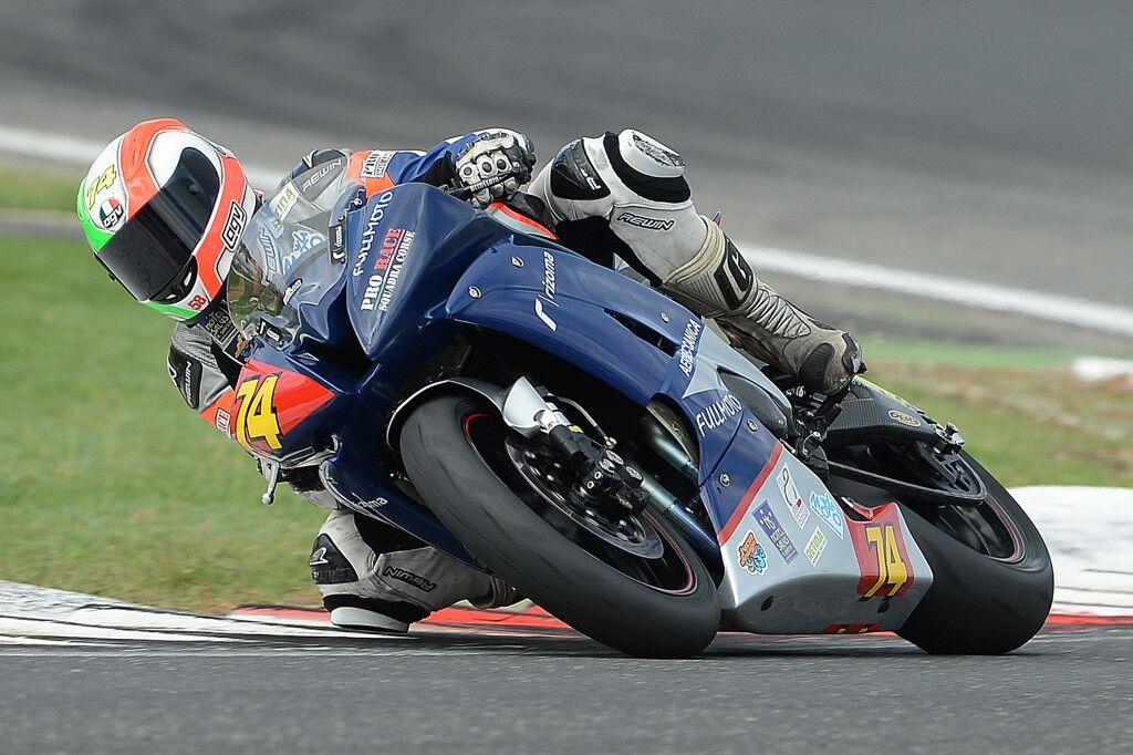 Calvizzano, motociclismo: Gennaro Sabatino debutta nel campionato europeo Super Stock 600