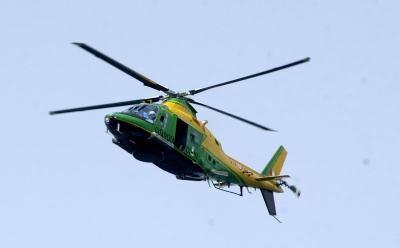 Piantagione di cannabis a Varcaturo, la scoperta grazie all'elicottero della GdF