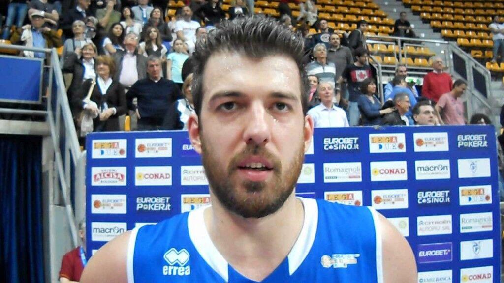 Napoli Basket- Arriva il rinnovo con David Brkic