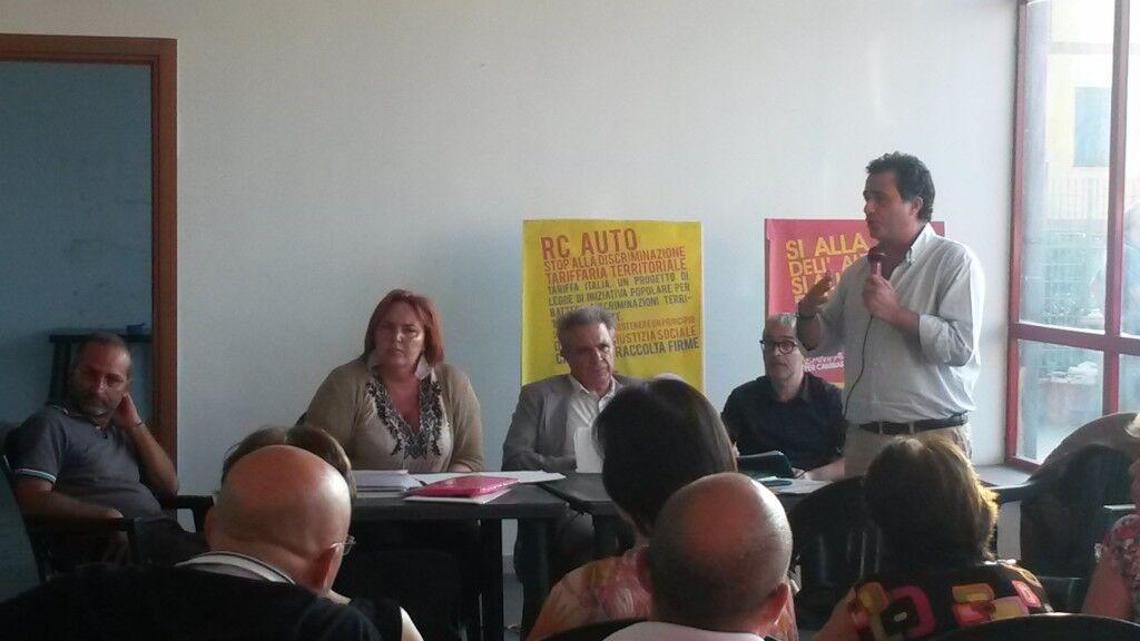 Marano, nuovi impianti di telefonia mobile a San Rocco: ieri l'assemblea pubblica nel bocciodromo comunale