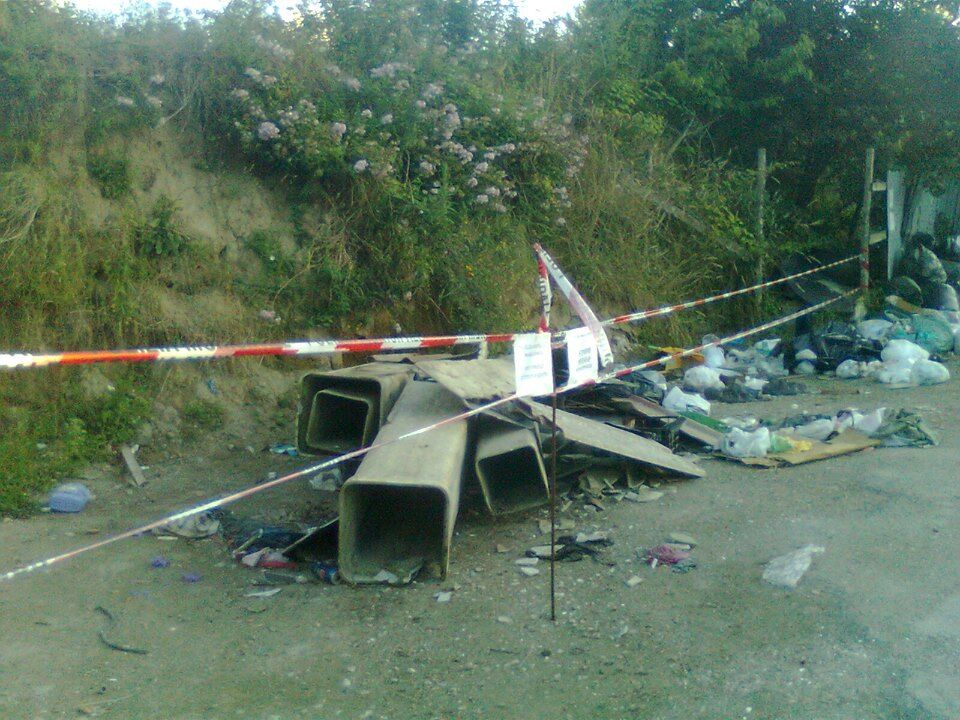 Marano, amianto abbandonato in strada e rimozione: parla il responsabile dell'ufficio tecnico comunale