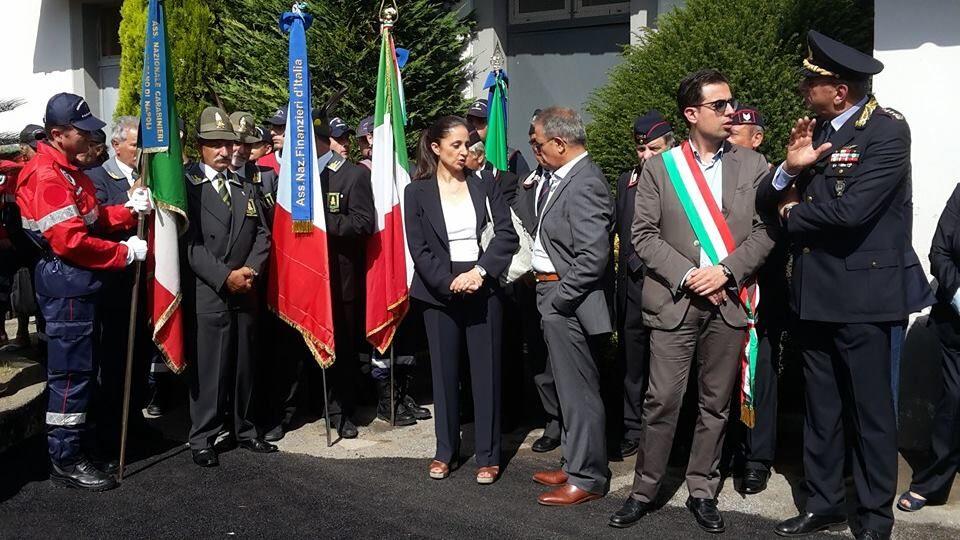 A Marano la commemorazione per il carabiniere Salvatore Nuvoletta