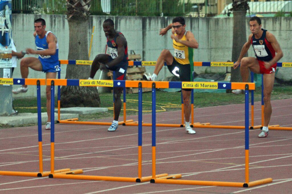 Marano, la grande atletica nello stadio comunale di via Falcone. A settembre parata di stelle