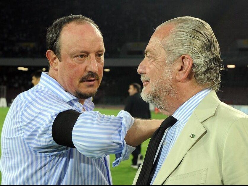 """L'agente di Benitez smentisce tutto: """"Nessun incontro con De Laurentiis"""""""
