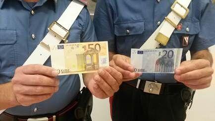 """Avere 74 anni e non sentirli, arrestato pluripregiudicato con 11mila euro falsi: si fa chiamare l'""""ingegnere"""". Video"""