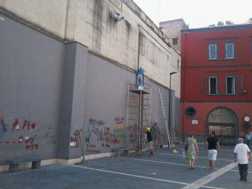 Marano, non basta l'attivazione delle telecamere: nuovo raid vandalico all'esterno del Comune
