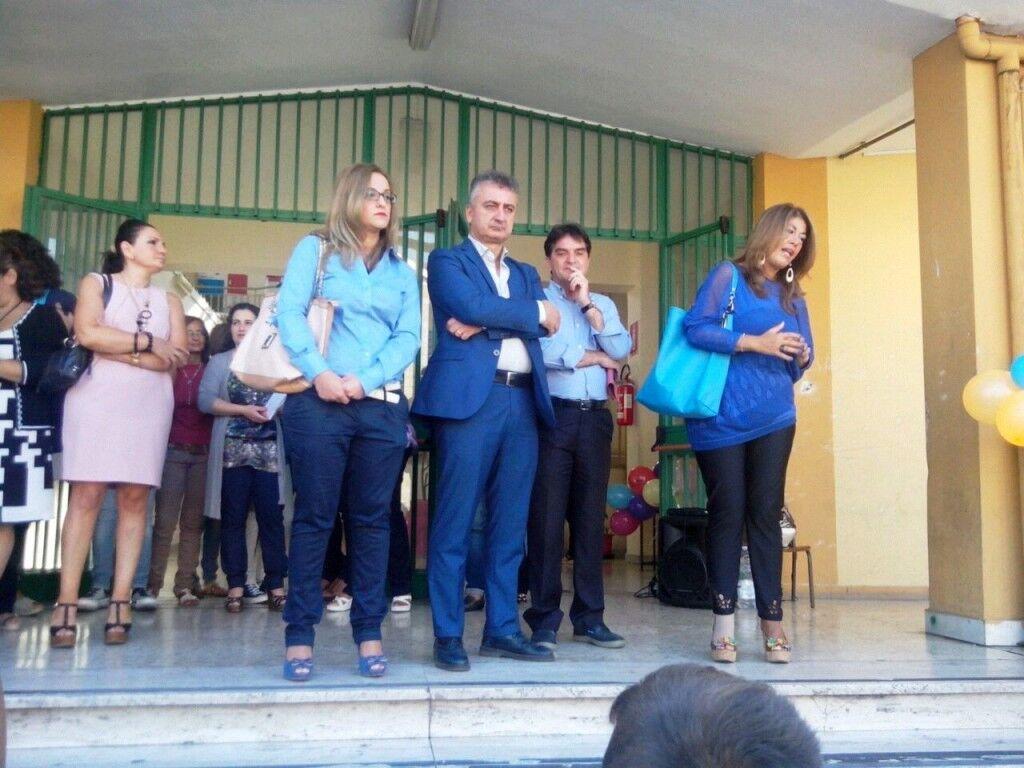 Qualiano: cerimonia di apertura dell'anno scolastico