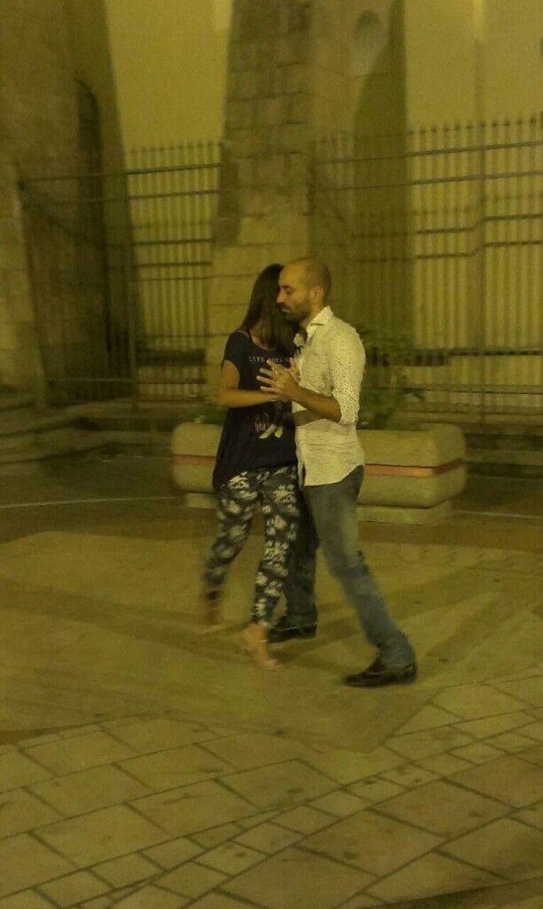 Giugliano, passione e sensualità con il Tango a Camposcino