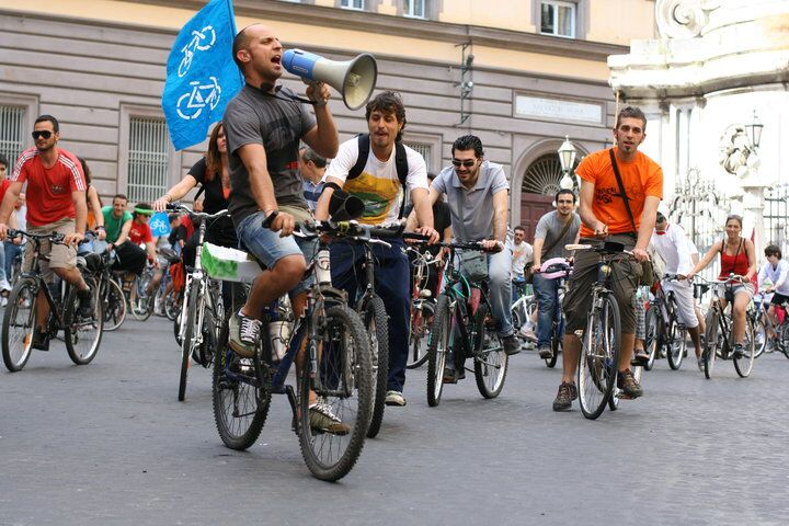 Torna il Napoli Bike Festival alla Mostra d'Oltremare