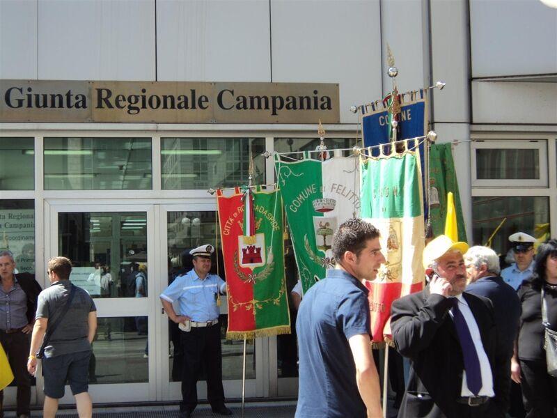La vicenda dell'ufficio legale di Marano sbarca anche alla Regione. Esponenti di primissimo piano si sono interessati al caso Di Grezia