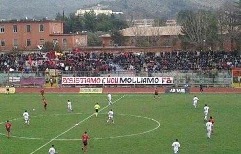 Termina 2-2 il derby tra Casertana ed Aversa Normanna