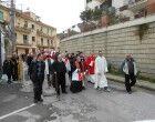 Oggi il saluto di don Giovanni Liccardo ai fedeli. Alle 19 la messa alla presenza delle autorità cittadine.