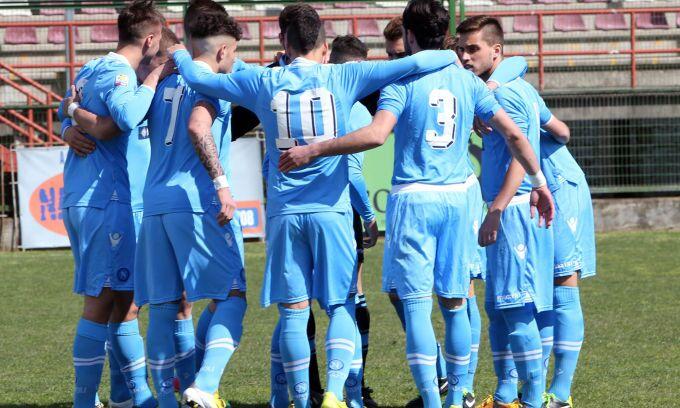 2-1 del Napoli Primavera al Cagliari, gli azzurrini passano al secondo turno di Coppa Italia