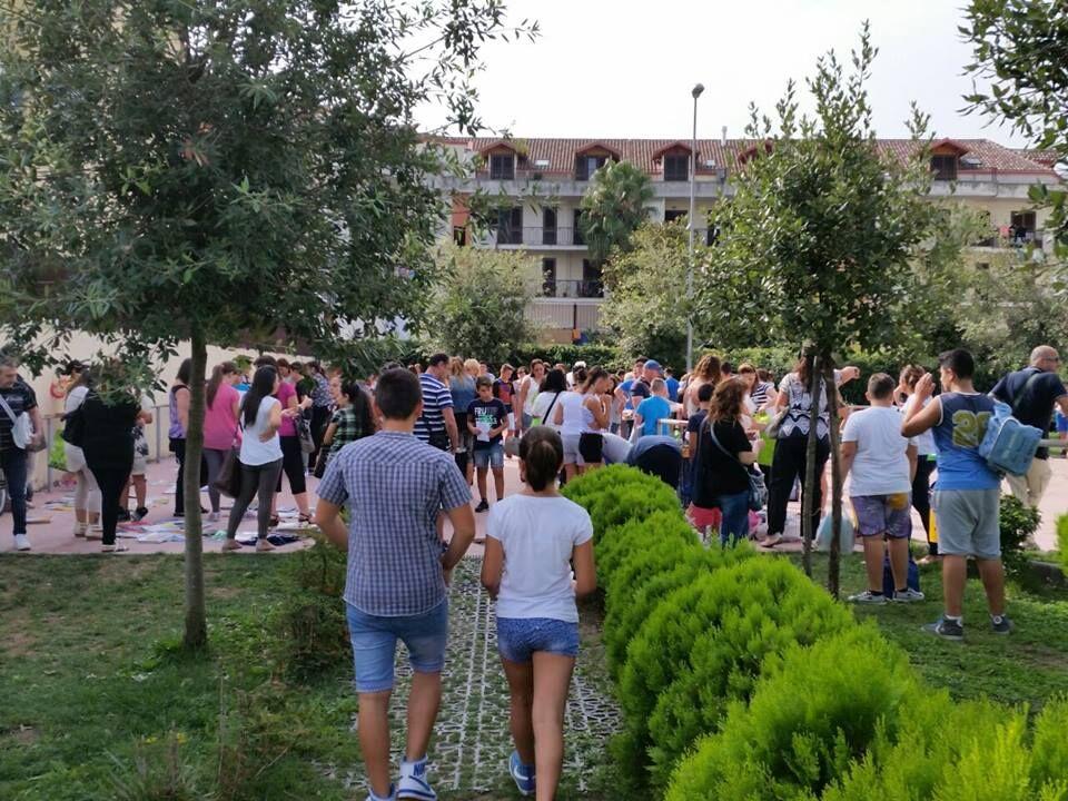 Nuovi eventi nella villetta di via San Lorenzo a Mugnano
