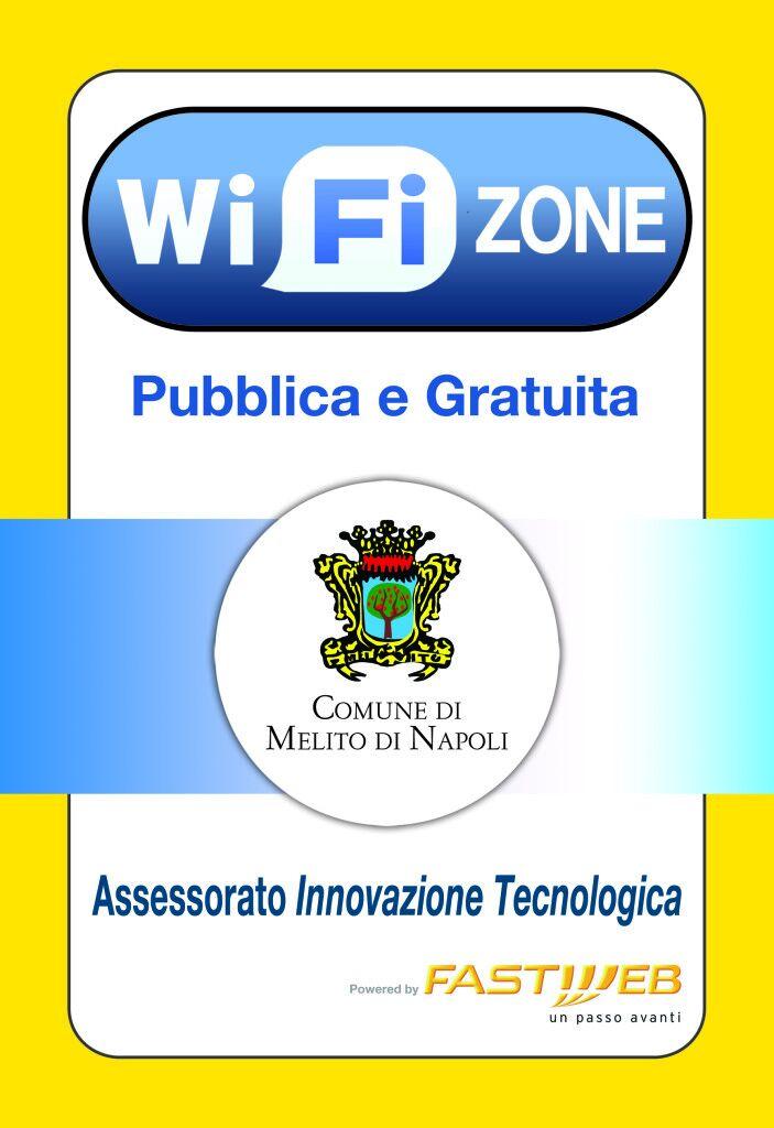 """Melito senza fili, parte il wi-fi gratuito in città. Caiazza: """"Una promessa mantenuta e realizzata in tempi record"""""""