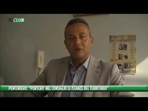 """Pentoriero: """"Collaborerò con Marrazzo per il nostro territorio"""". Video intervista"""