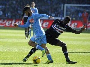 E' già calciomercato- Il Napoli vuole Pedro Obiang