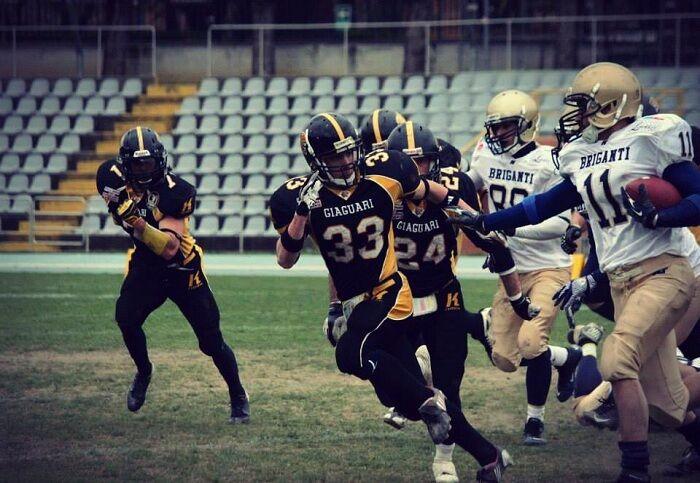 La stagione dei Briganti Napoli parte con l'Open Day