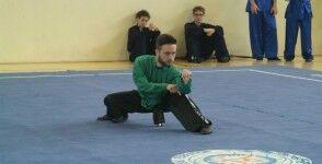 Ivan Borrino, un qualianese ai mondiali di Kung Fu in Cina
